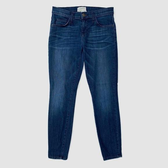 Current/Elliott Denim - Current/Elliott Jeans Stiletto Skinny Ankle Jeans